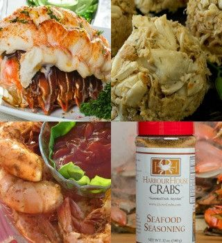 Seafood Lover's Value Pack