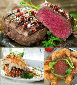 Steak & Lobster Lover Value Pack
