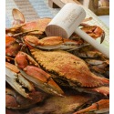 Hard Shell Crabs - (JUMBO)