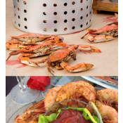 Crab and Shrimp Party Pack