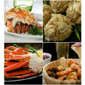 Seafood Lovers Combo