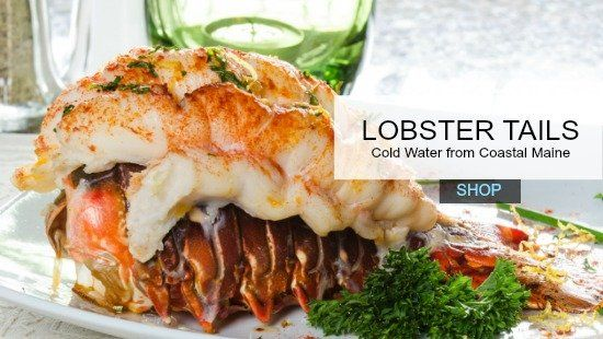 Lobster Tails Maine