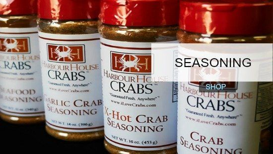 Crab Seafood Seasoning