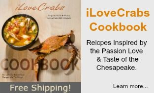 iLoveCrabs Cookbook