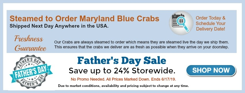 Father's Day Sale - Freshness Guarantee