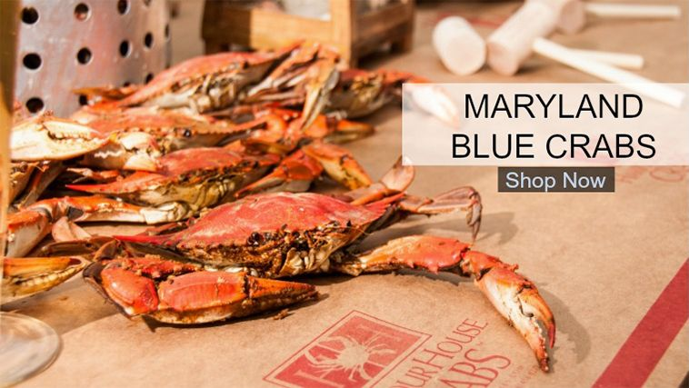 Buy Maryland Blue Crabs